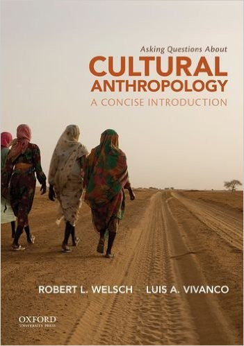 ASKING QUESTIONS ABOUT CULTURAL ANTHRO.