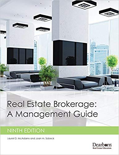 REAL ESTATE BROKERAGE - PAPERBACK