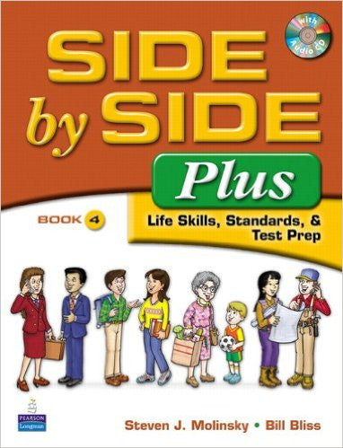 SIDE BY SIDE PLUS BOOK 4