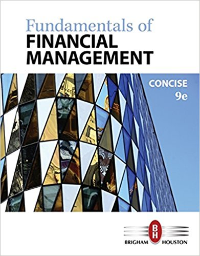 FUNDAMENTALS OF FINANCIAL MANAGEMENT - CONCISE