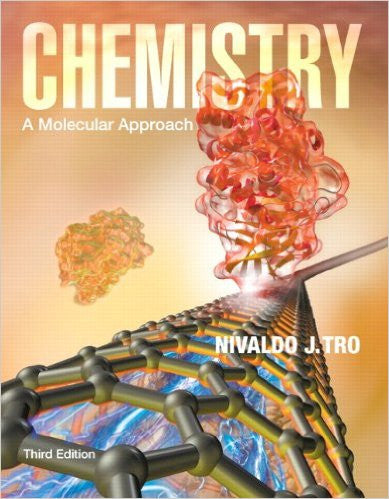 CHEMISTRY:MOLECULAR APPROACH-TEXT