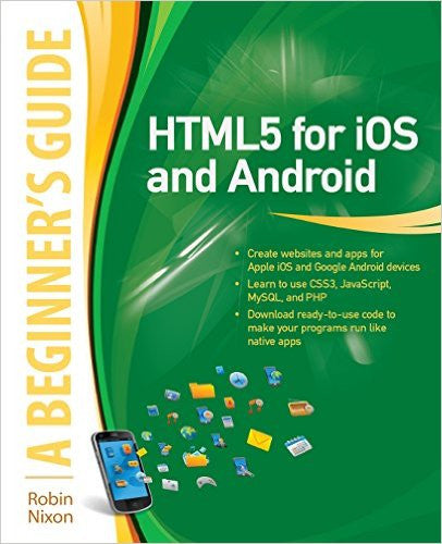 HTML5 FOR IOS+ANDROID