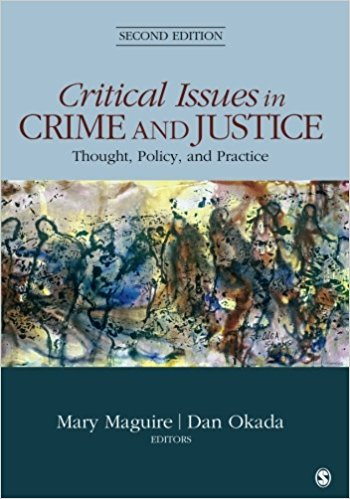 CRITICAL ISSUES IN CRIME+JUSTICE 2ND