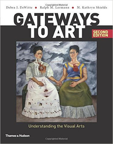 GATEWAYS TO ART BOOK ONLY
