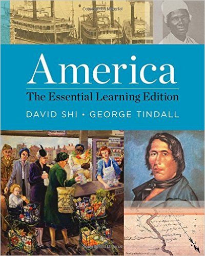 AMERICA: THE ESSENTIAL LEARNING (VOL. ONE-VOLUME) PAPERBACK