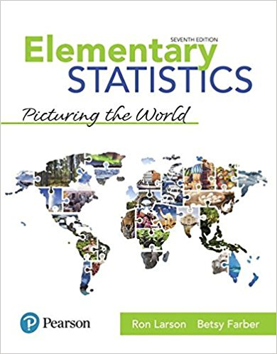 ELEMENTARY STATISTICS 7TH EDITION HARDCOVER