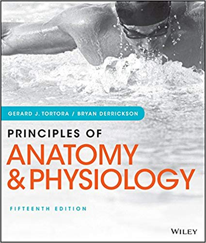PRINCIPLES OF ANATOMY & PHYSIOLOGY 15TH