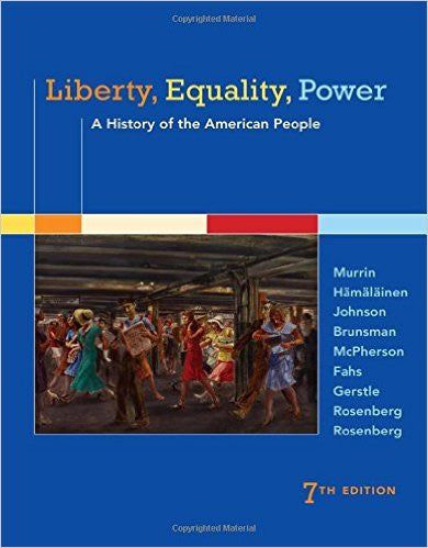LIBERTY,EQUALITY,POWER-7TH
