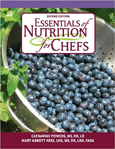 ESSENTIALS OF NUTRITION FOR CHEFS