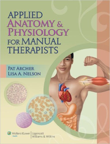 APPLIED ANATOMY+PHYSIO.F/MAN.THERAPISTS