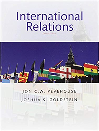 INTERNATIONAL RELATIONS 11TH