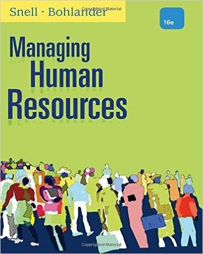 MANAGING HUMAN RESOURCES (CL)