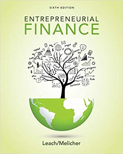 ENTREPRENEURIAL FINANCE 6TH