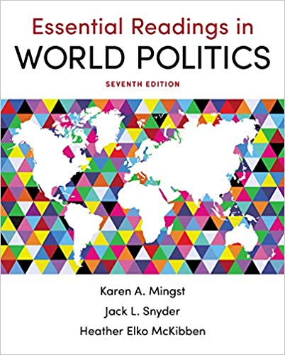 ESSENTIAL READINGS IN WORLD POLITICS 7TH