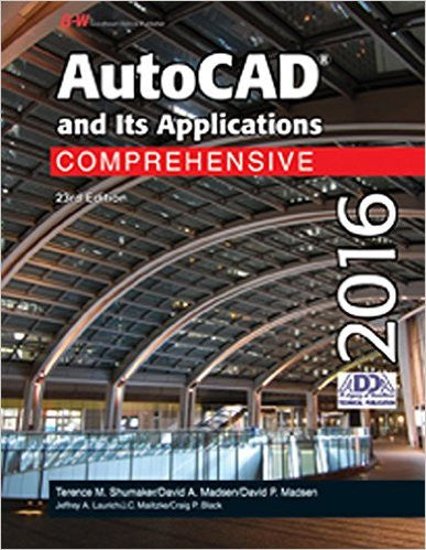 AUTOCAD+ITS APPL.:COMPR.2016