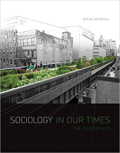 SOCIOLOGY IN OUR TIMES : ESSEN.(LOOSELEAF)