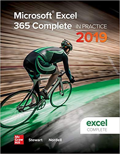 MICROSOFT EXCEL 365 COMPLETE: IN PRACTICE (SPIRAL)