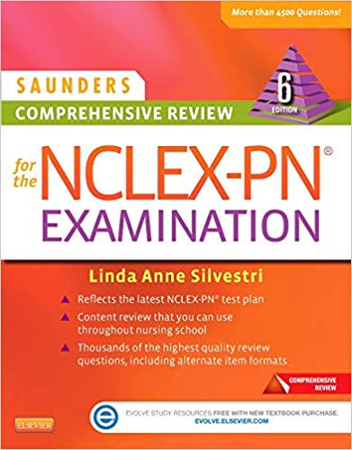 SAUNDERS COMP REVIEW FOR THE NCLEX-PN EXAMINATION