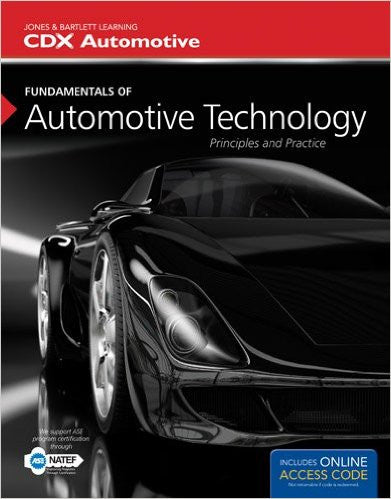 FUND.OF AUTOMOTIVE TECHNOLOGY-W/ACCESS