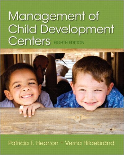 MANAGEMENT OF CHILD DEV...(LL)-W/ACCESS