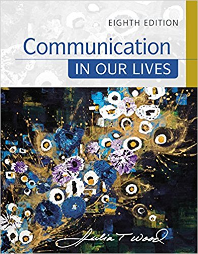 COMMUNICATION IN OUR LIVES 8TH