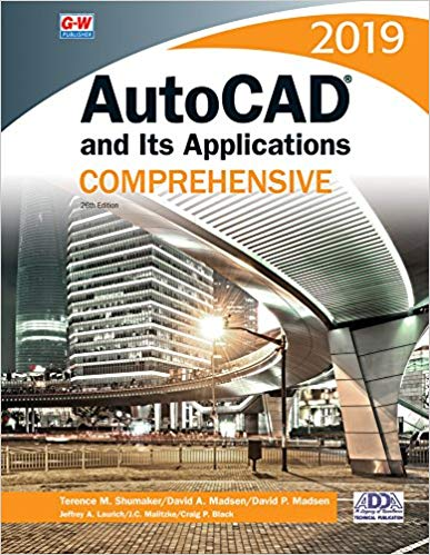 AUTOCAD+ITS APPL.:COMPR.2019