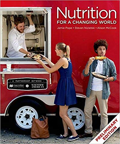 NUTRITION FOR A CHANGING WORLD-PAPERBACK
