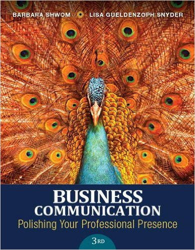 BUSINESS COMMUNICATION-W/ACCESS