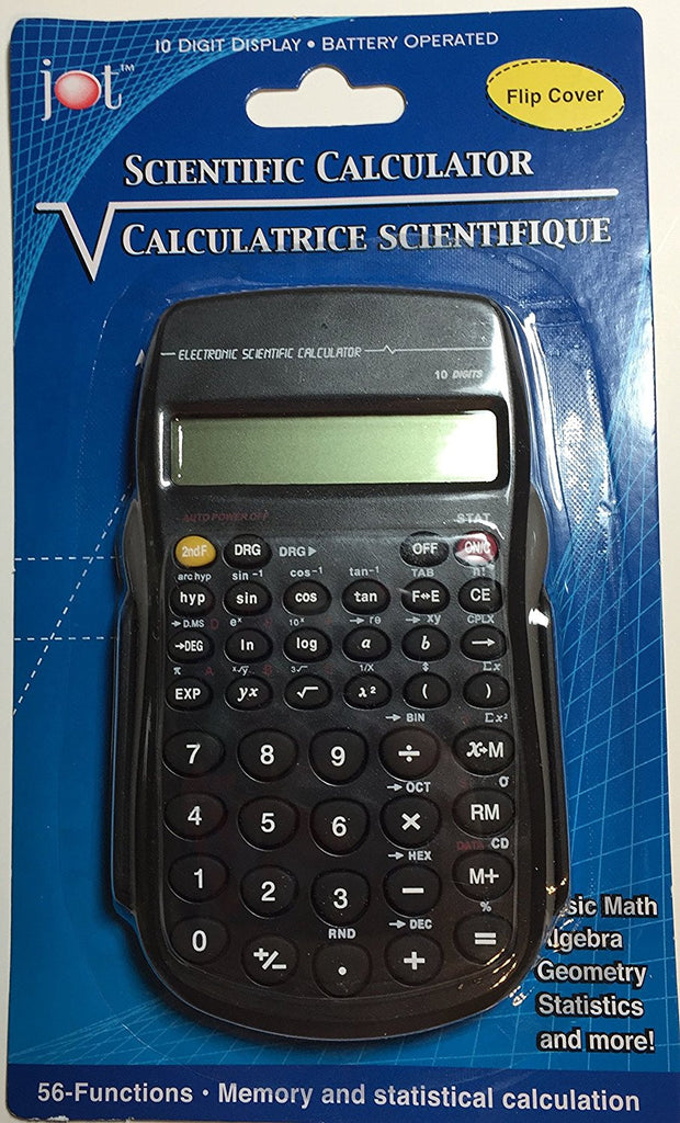 JOT - SCIENTIFIC CALCULATOR