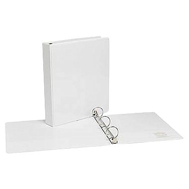 1 INCH PEN+GEAR BINDER WHITE