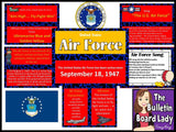 Armed Forces Bulletin Board Bundle