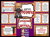 Composer of the Month BUNDLE 2
