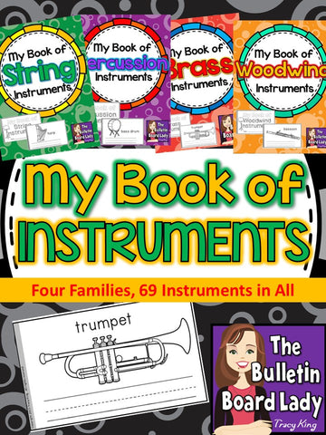 My Book of Instruments