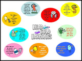 Head Cold Harmonies Bulletin Board Kit-Vocal Health