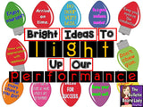 Bright Ideas to Light Up Our Concert Bulletin Board Kit