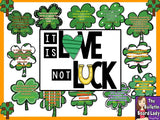 Love Not Luck Bulletin Board
