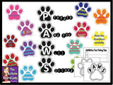 "PAWSitive Test Taking ""Prepare And you Will Succeed"" Bulletin Board"