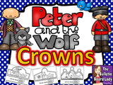 Peter and the Wolf Crowns
