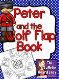 Peter and the Wolf Flap Book