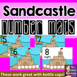 Sandcastle Number Mats