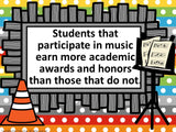 Music Bulletin Board -Music Builds a Strong Foundation