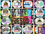 Life of Jesus Bulletin Board