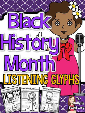 Listening Glyphs Black History Month