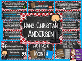 Author of the Month Hans Christian Andersen