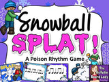 Poison Rhythms - Snowball Splat