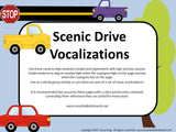 Vocal Exploration/Singing Visual Aids: Scenic Drive