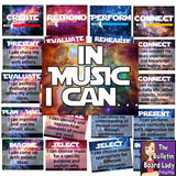 Music I Can Statements (National Standards) Jedi Musicians