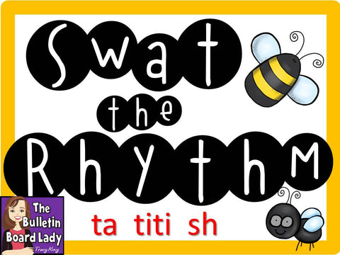 Swat the Rhythm - Ta Titi Sh