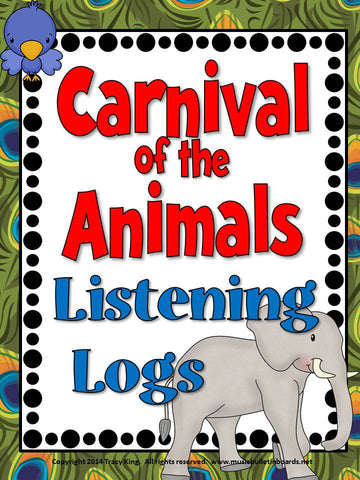Carnival of the Animals Listening Logs