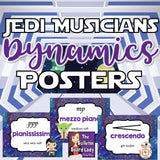 Dynamics Posters Jedi Musicans